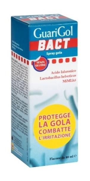 GUARIGOL BACT SPRAY 20 ML - Farmaseller