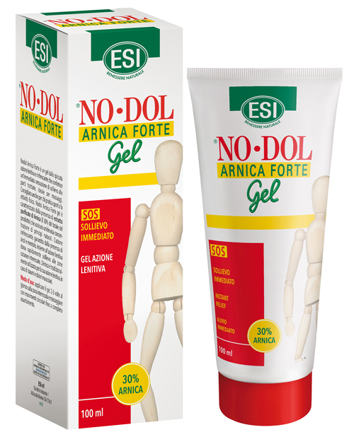 ESI NO DOL ARNICA FORTE GEL 100 ML - Farmaunclick.it