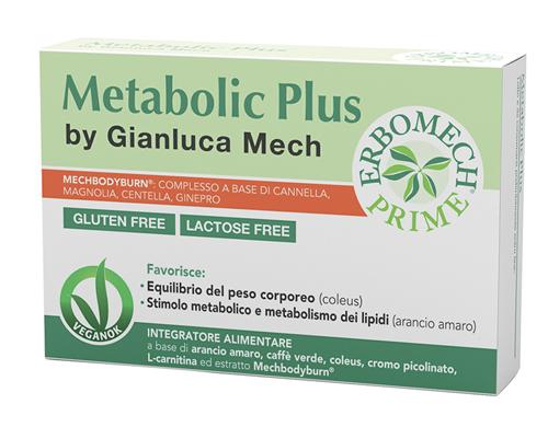 Erbomech prime metabolic plus 30 compresse - latuafarmaciaonline.it
