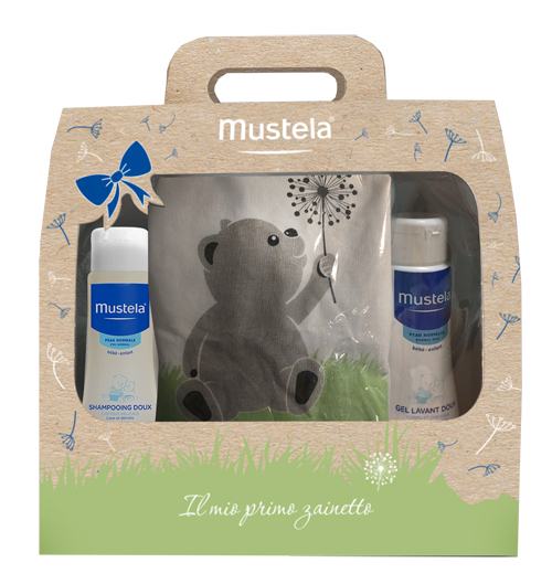 MUSTELA COFANETTO SACCA ASILO - Farmaconvenienza.it