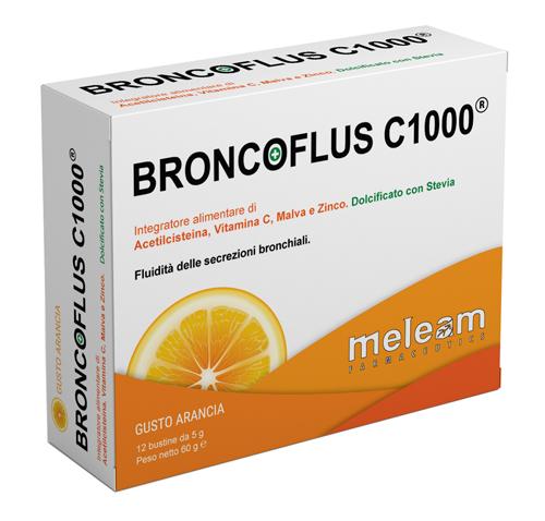 BRONCOFLUS C1000 12 BUSTINE - Farmaseller