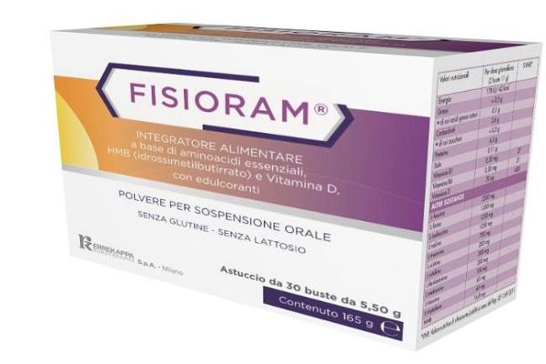 FISIORAM 30 BUSTINE - Farmaseller