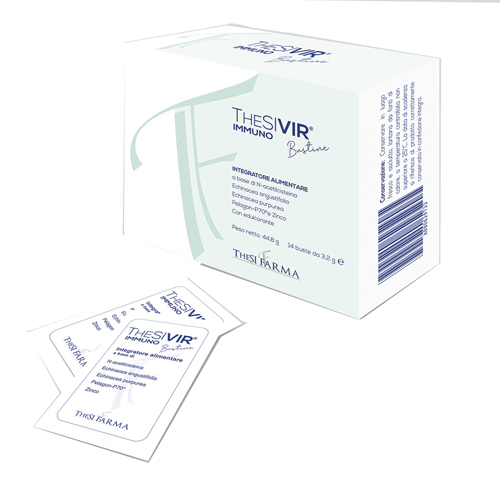 THESIVIR IMMUNO 14 BUSTINE - Farmaseller