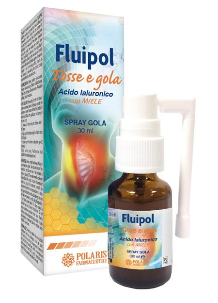 FLUIPOL TOSSE E GOLA 30 ML - Farmaseller