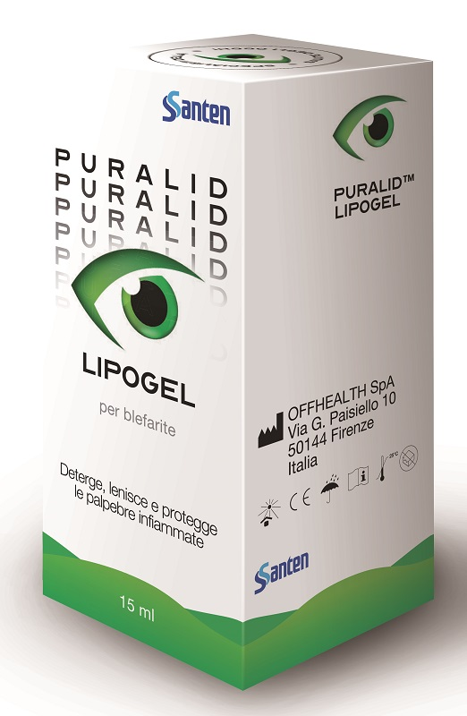 PURALID LIPOGEL MD 15 ML IT - Farmaseller