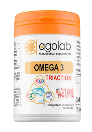 OMEGA 3 TRIACTION 60 PERLE - Farmafirst.it