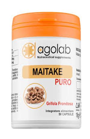 MAITAKE PURO 50 CAPSULE - METABOLISMO - Farmacia 33