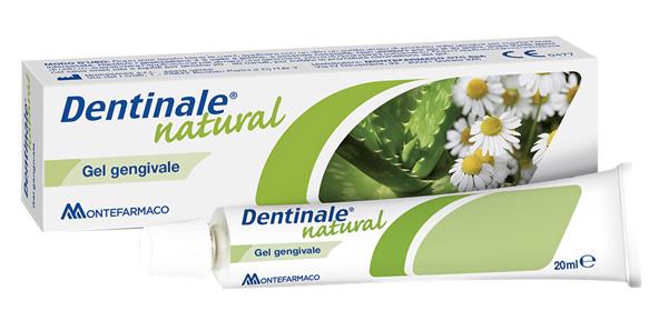 DENTINALE NATURAL 20 ML - Farmacia Centrale Dr. Monteleone Adriano