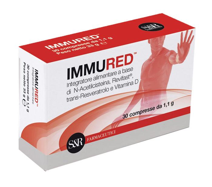 IMMURED 30 COMPRESSE - Farmacielo