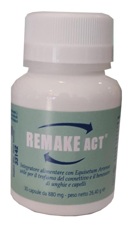 REMAKE ACT 30 CAPSULE - Farmaseller