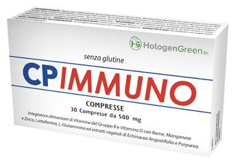 CPIMMUNO 30 COMPRESSE - Farmaseller