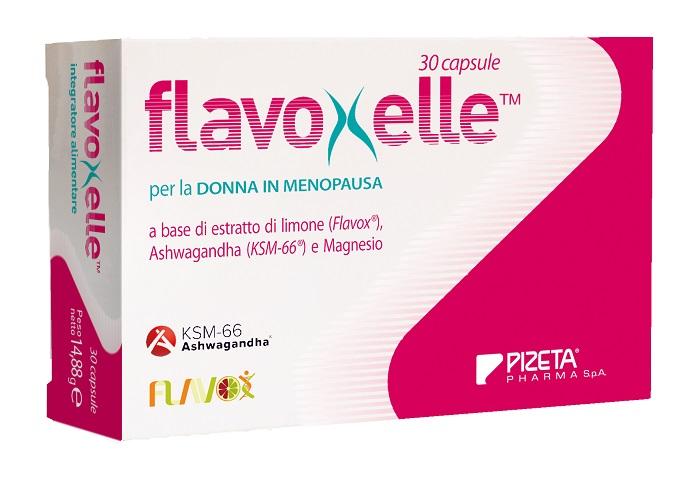 FLAVOXELLE 30 CAPSULE - Farmaseller