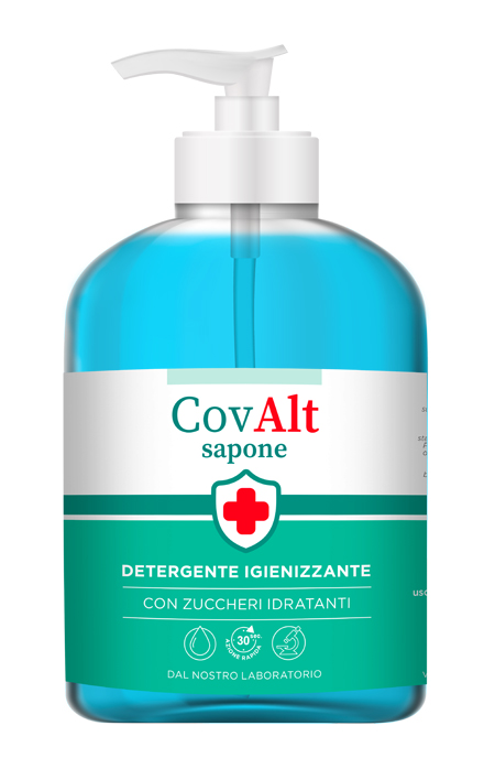 LDF COVERACT SAPONE 300 ML - Farmaciasconti.it