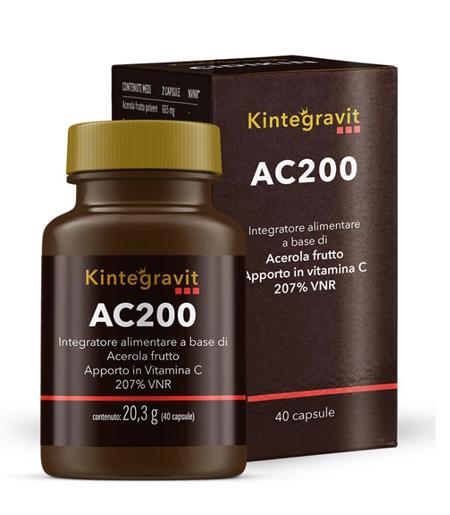 AC200 Kintegravit 40 Capsule - Arcafarma.it