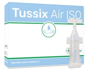 TUSSIX AIR BIMBI ISO 10 FIALE X 5 ML - Farmaseller