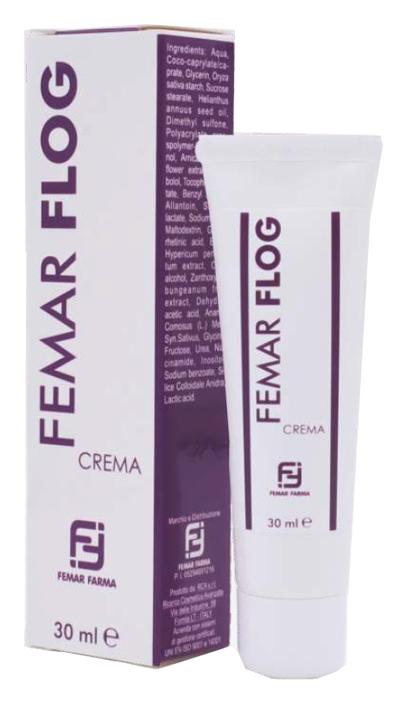 FEMAR FLOG CREMA 30 ML - Farmaseller