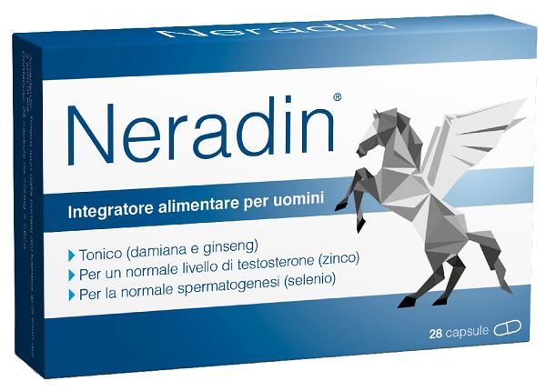NERADIN 28 CAPSULE - Farmastar.it