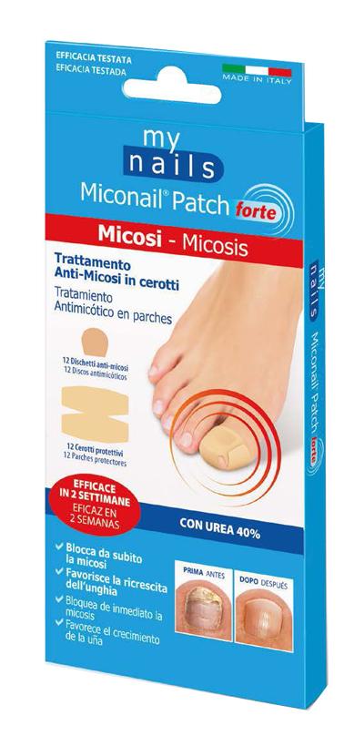 My Nails Miconail Patch Forte - Arcafarma.it
