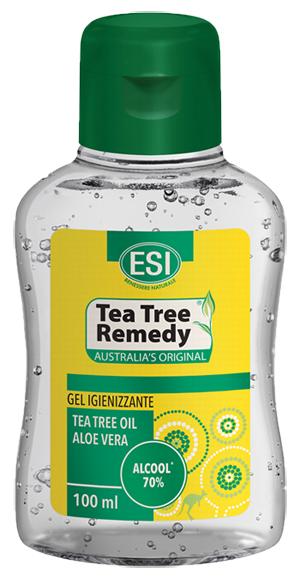 ESI GEL IGIENIZZANTE TEA TREE REMEDY 100 ML - Farmapage.it