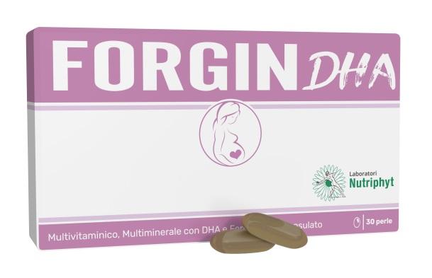 FORGIN DHA 30 PERLE - Farmaseller