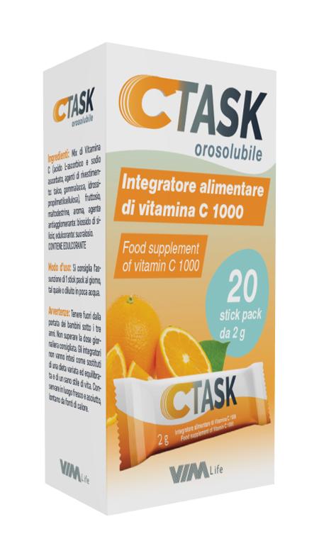 C-TASK 1000 20 STICK - Farmaseller