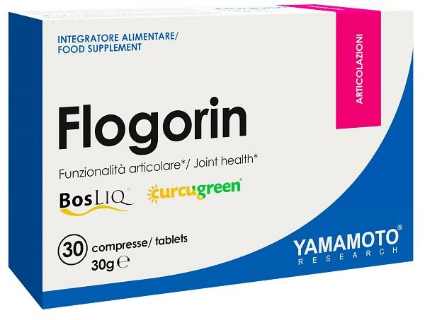 YAMAMOTO RESEARCH FLOGORIN 30 COMPRESSE - Farmacia Massaro