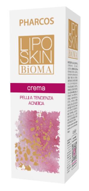 LIPOSKIN BIOMA PHARCOS CREMA 40 ML - Farmaciapacini.it