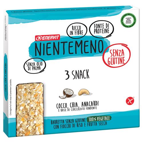 NIENTEMENO EN BARRETTA COCCO CHIA ANACARDI - Farmaseller