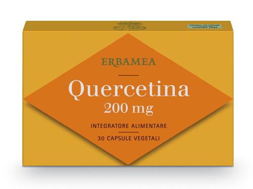 QUERCETINA 200MG 30 CAPSULE VEGETALI - Farmaseller