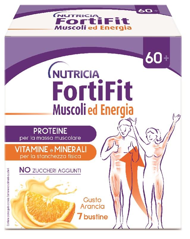 FORTIFIT MUSCOLI ED ENERGIA 142,10 G - FARMAPRIME