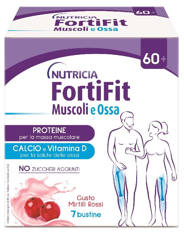 FORTIFIT MUSCOLI E OSSA 7 BUSTINE - FARMAPRIME