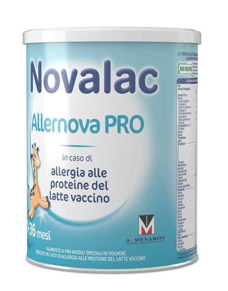 NOVALAC ALLERNOVA PRO 400 G - Farmaunclick.it