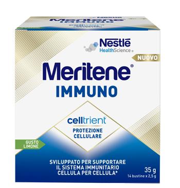 MERITENE IMMUNO 14 BUSTINE DA 2,5 G - Farmalilla