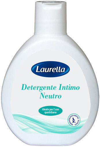 LAURELLA DETERGENTE INTIMO 250 ML - Farmaseller