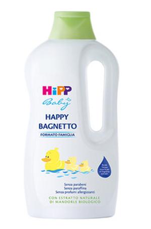 HIPP HAPPY BAGNETTO FORMATO FAMIGLIA 1 LITRO - Farmaseller