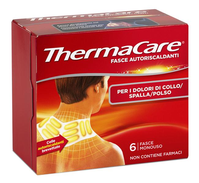 Fasce Autoriscaldanti a Calore Terapeutico ThermaCare Collo Spalla Polso 6 Pezzi - Arcafarma.it