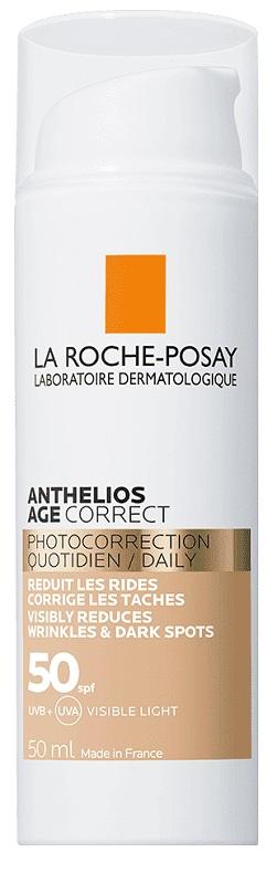 LA ROCHE POSAY ANTHELIOS AGE CORRECT TT SPF50 50 ML - Farmaseller