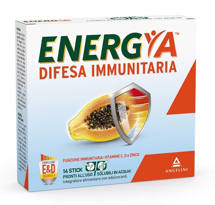 ENERGYA DIFESA IMMMUNITARIA 14 STICK - Farmacia Barni