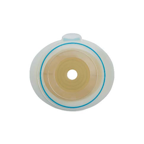SENSURA MIO FLEX PLACCA PIANA CON AGGANCIO ADESIVO FORO 10-333 35MM 10 PEZZI - Farmaseller