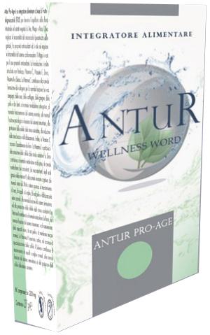 ANTUR PRO AGE 60 COMPRESSE - Farmaseller