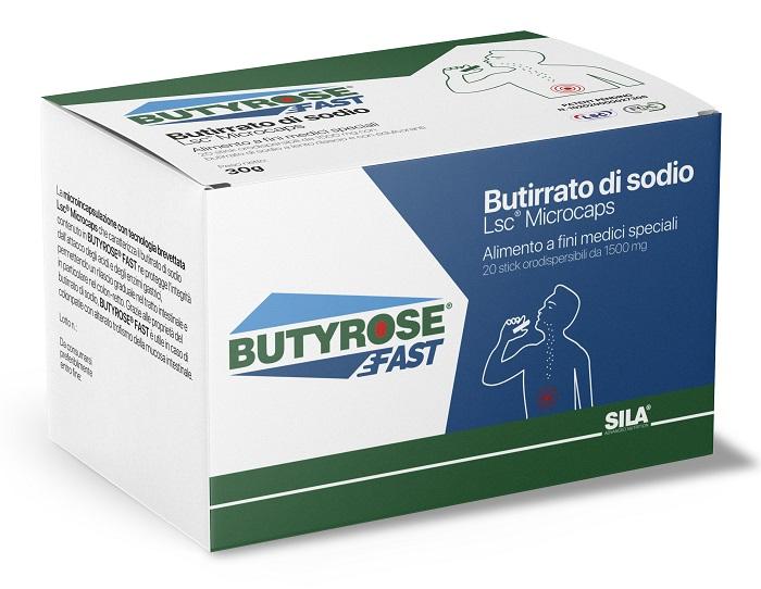 BUTYROSE FAST 20 STICK - Farmaseller