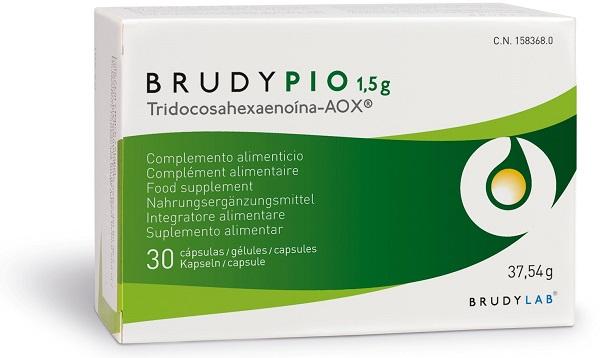 BRUDYPIO 30 CAPSULE - Farmaseller