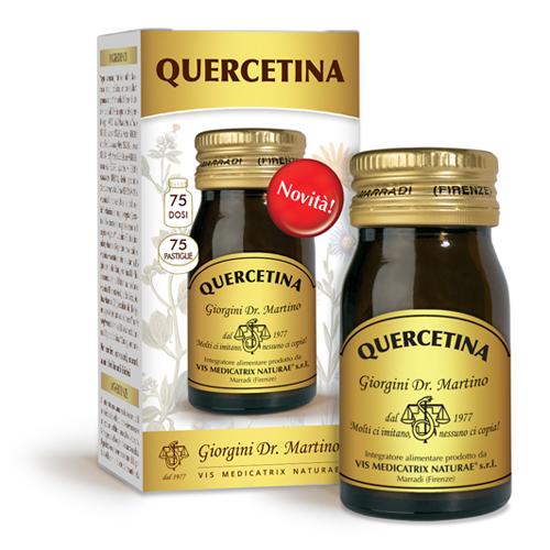 QUERCETINA 75 PASTIGLIE - Farmaseller