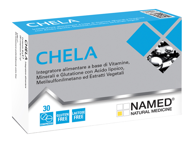 CHELA 30 COMPRESSE - Farmaseller