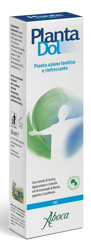 PLANTADOL GEL 50 ML - Farmaseller