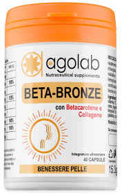 BETA BRONZE 40 CAPSULE - SALUTE DELLA PELLE - Farmacia 33