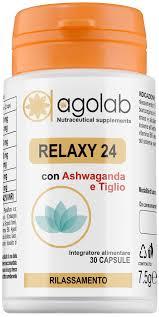 RELAXY 24 30 CAPSULE - RILASSANTE - Farmacia 33