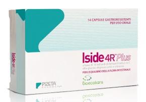 ISIDE 4R PLUS 14 CAPSULE - Farmaseller