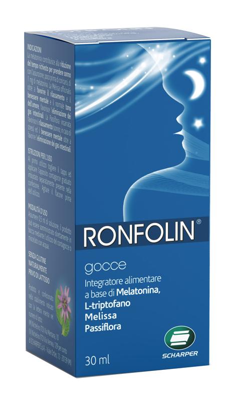 RONFOLIN GOCCE 30 ML - Farmaseller