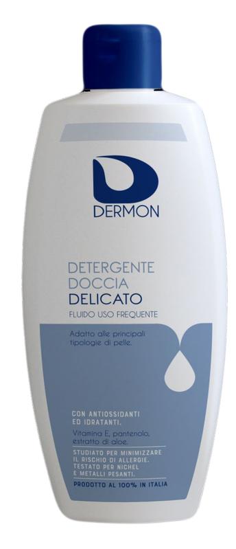 DERMON DETERGENTE DOCCIA DELICATO USO FREQUENTE 400 ML - Farmaci.me